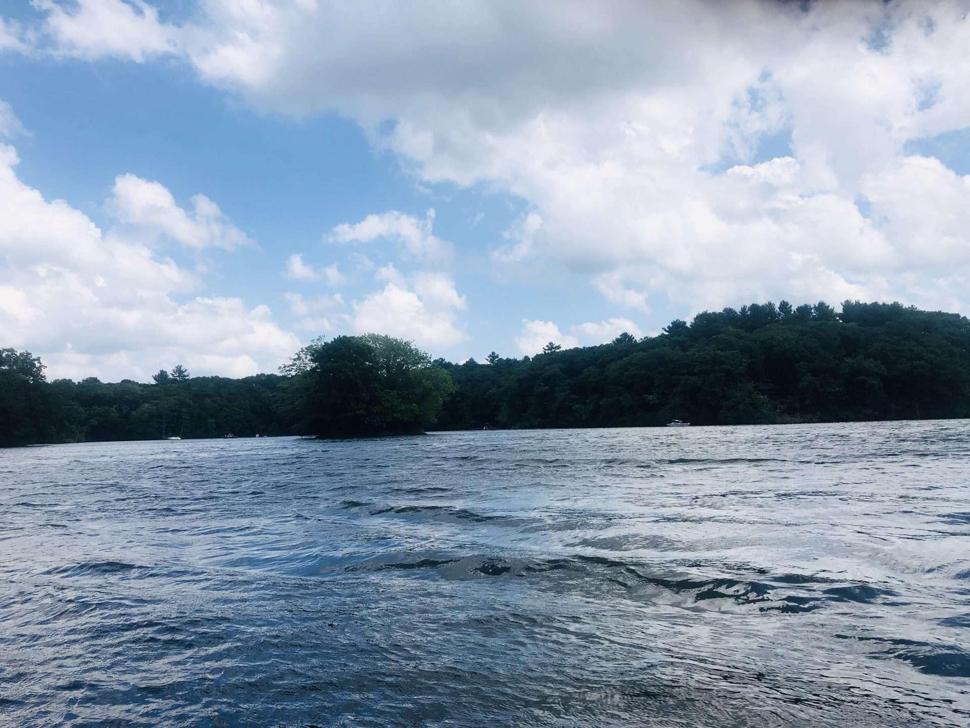 lake cochituate