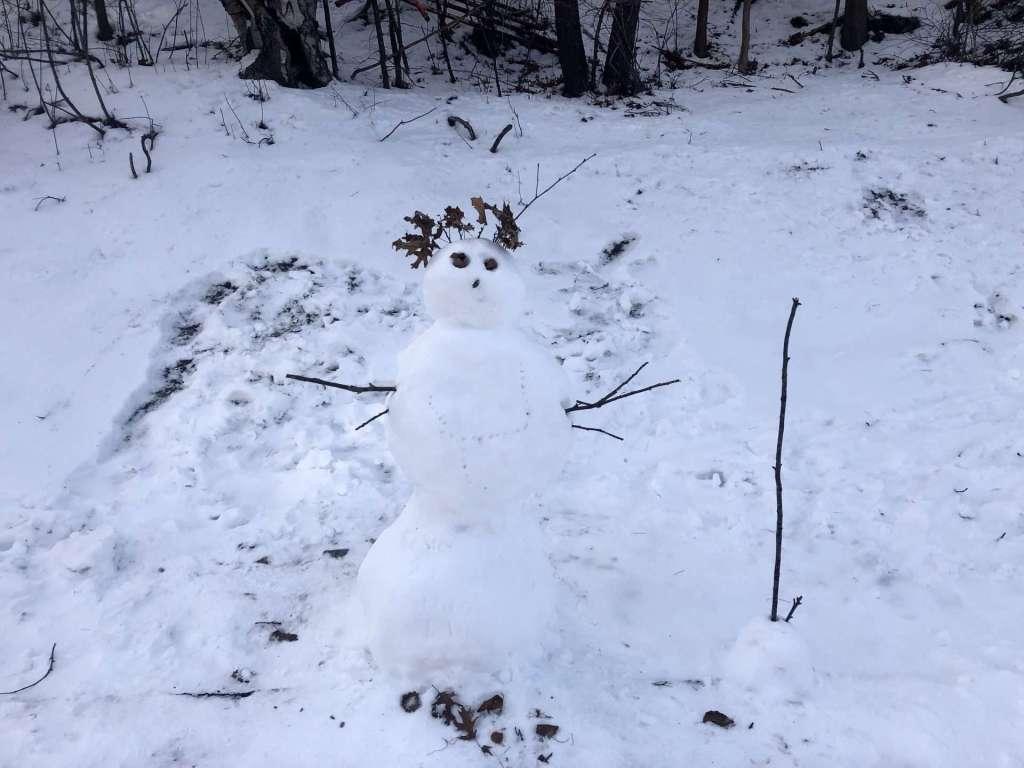 snowperson rail trail