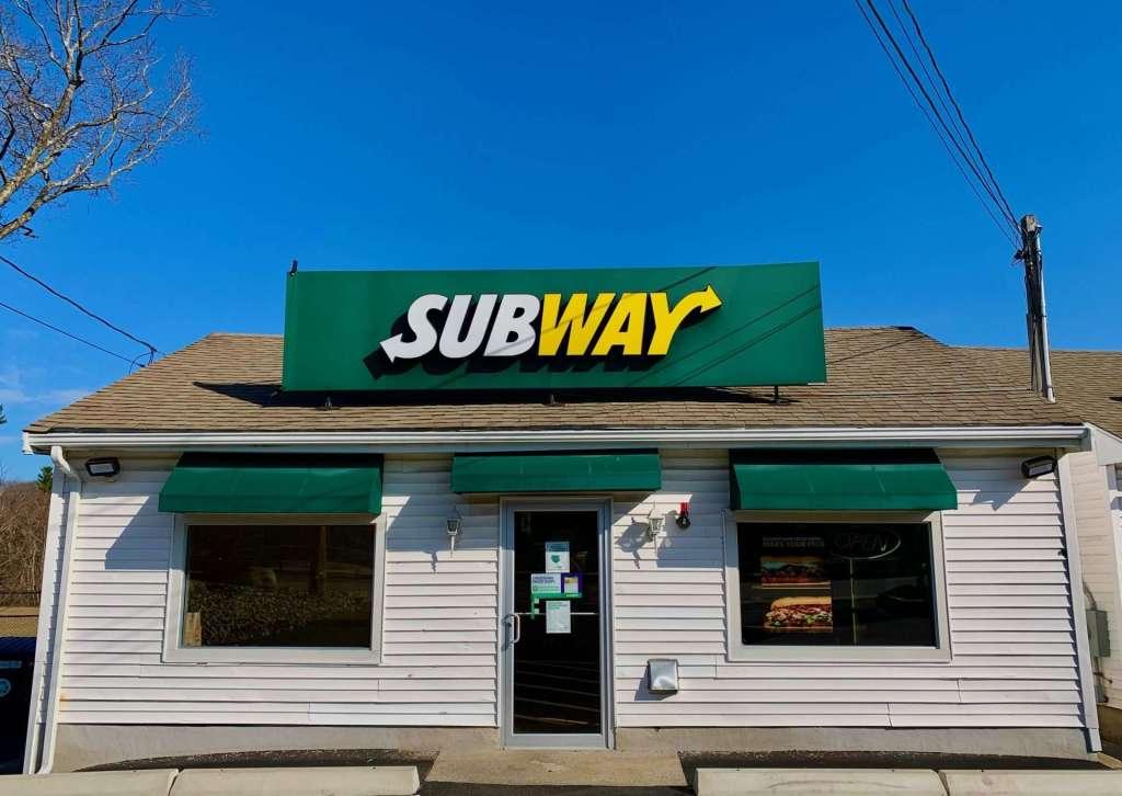 Subway, Natick