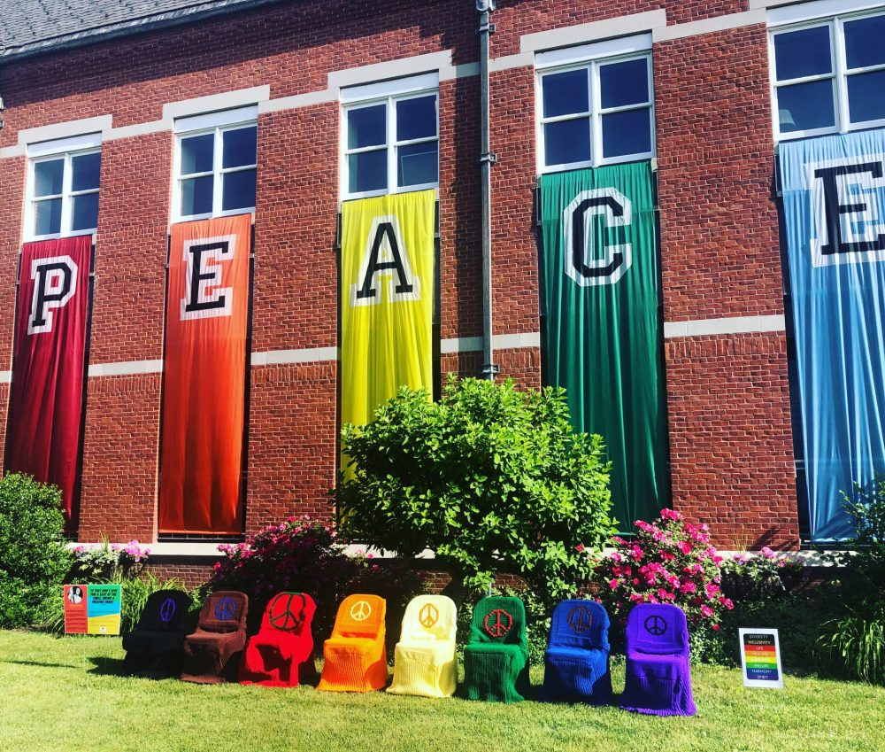 peace chairs
