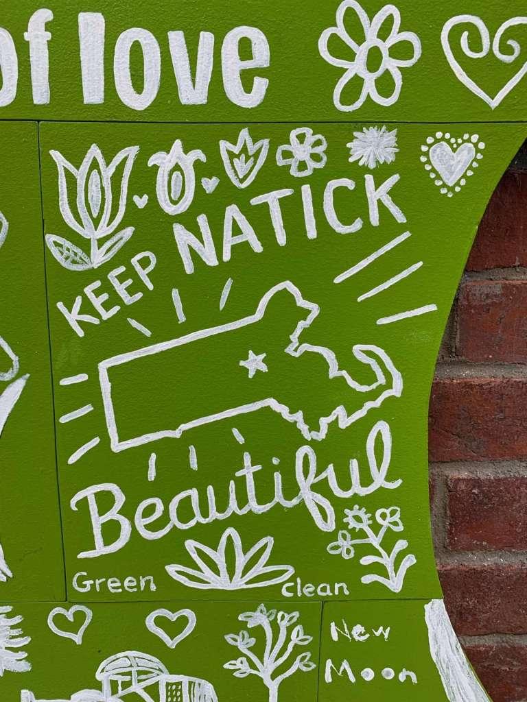 Natick Art Alley