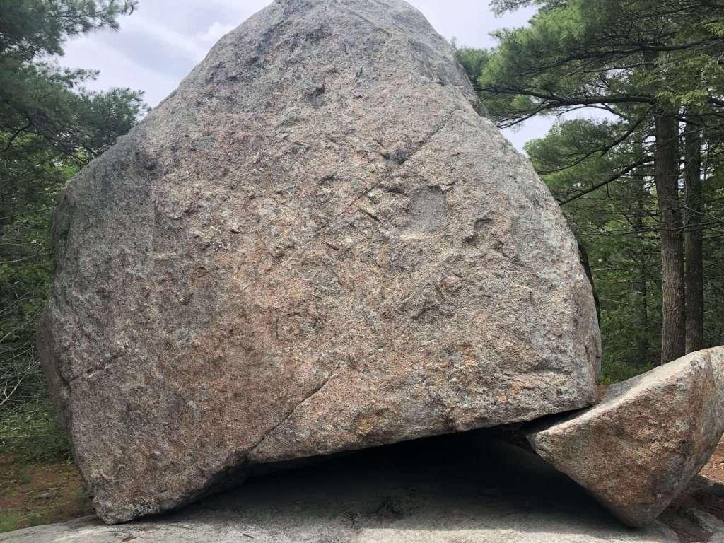 Agassiz Rock Essex