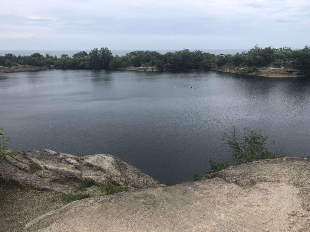 halibut point quarry