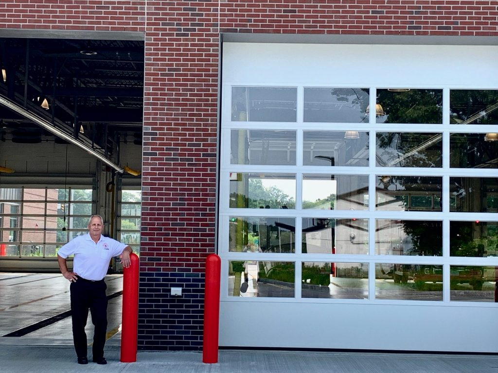West Natick fire station