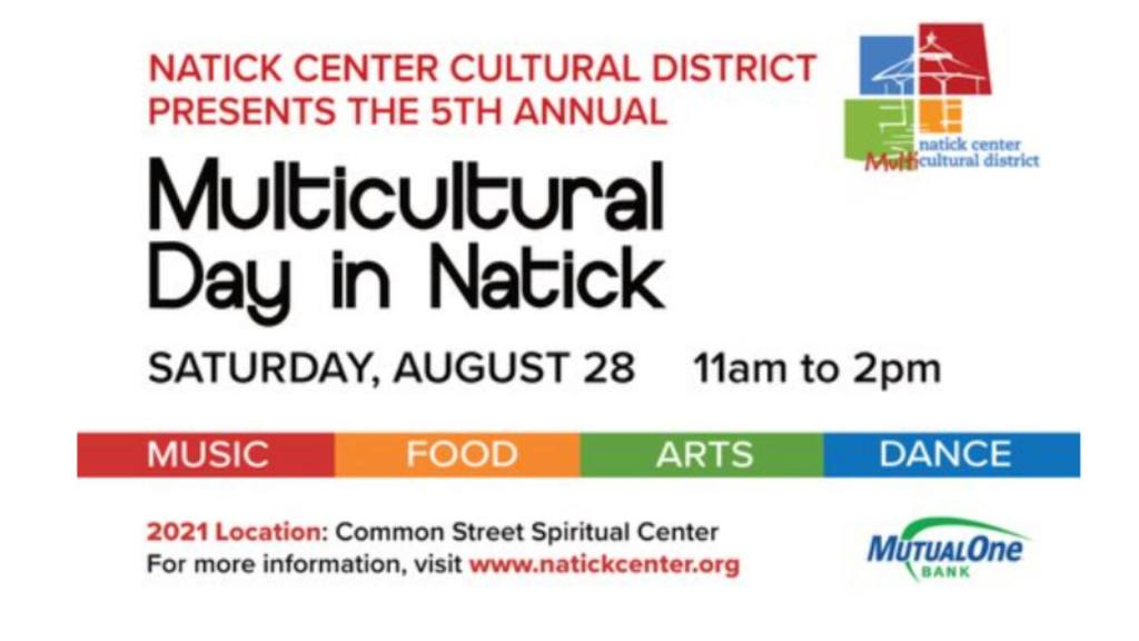 Natick Multicultural Day