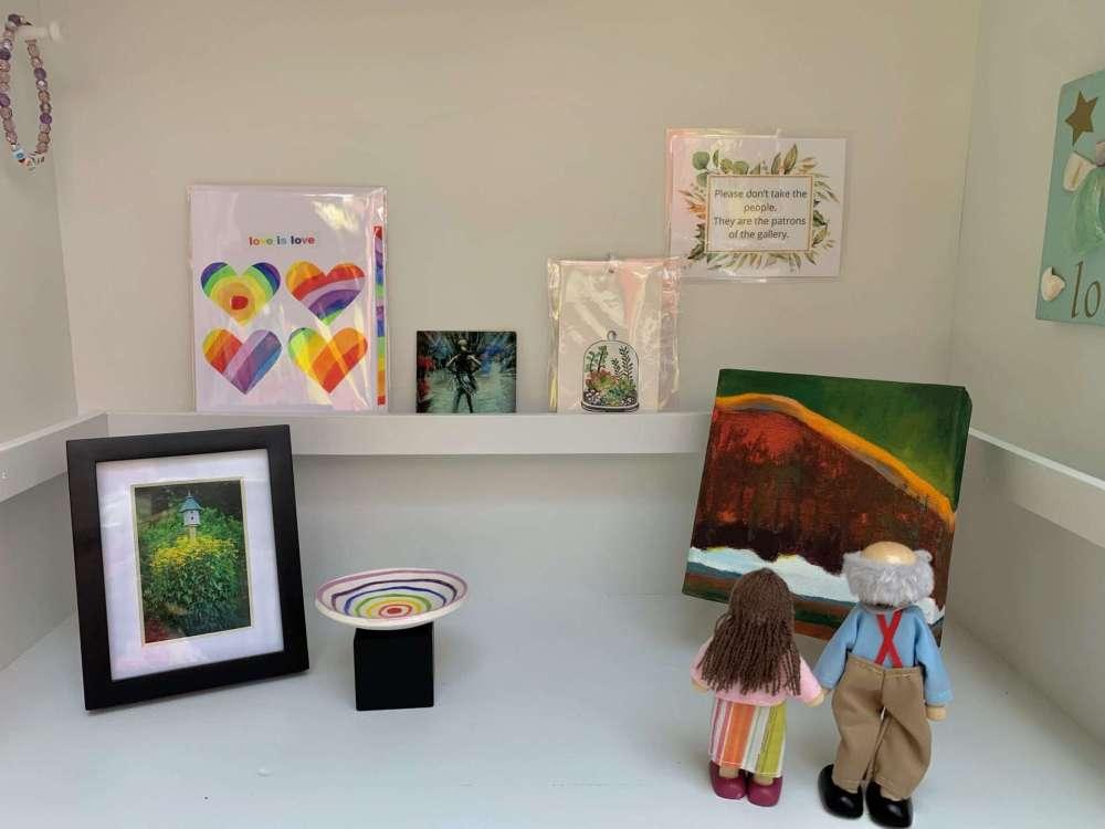 Little Free Art Gallery Natick