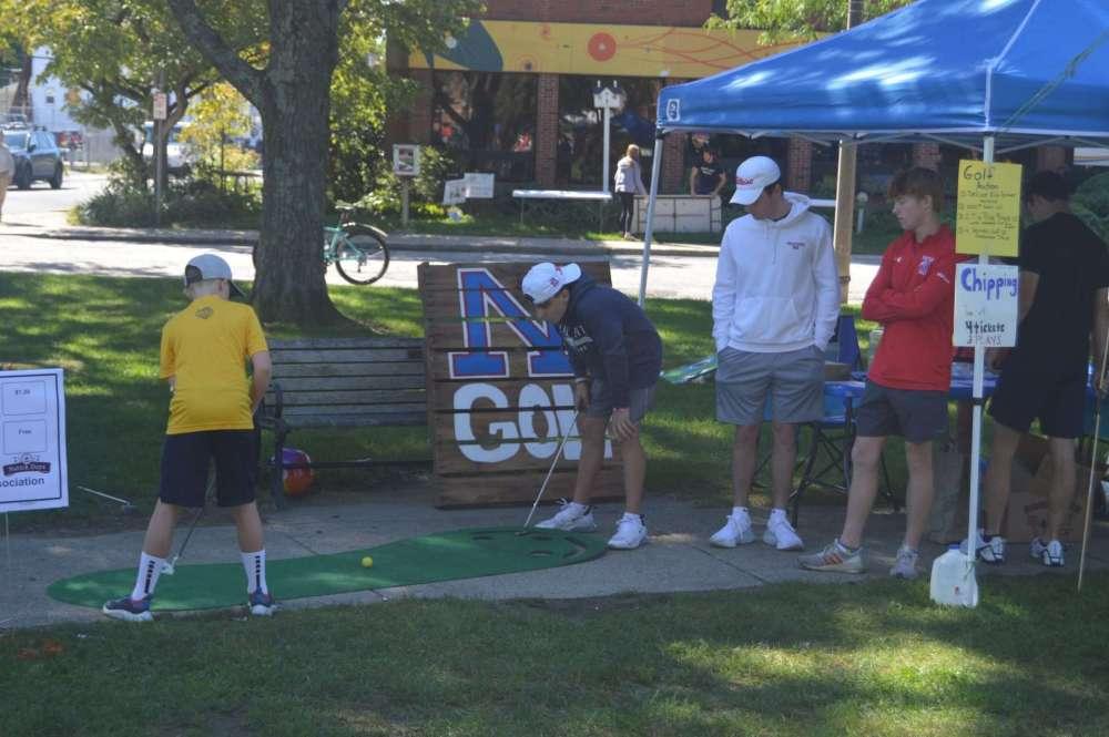 2021 natick days golf