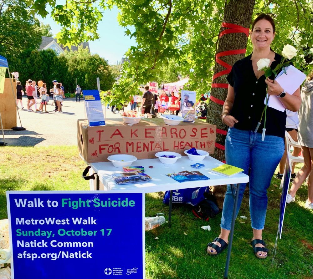 Natick Days, Walk to Fight Suicide