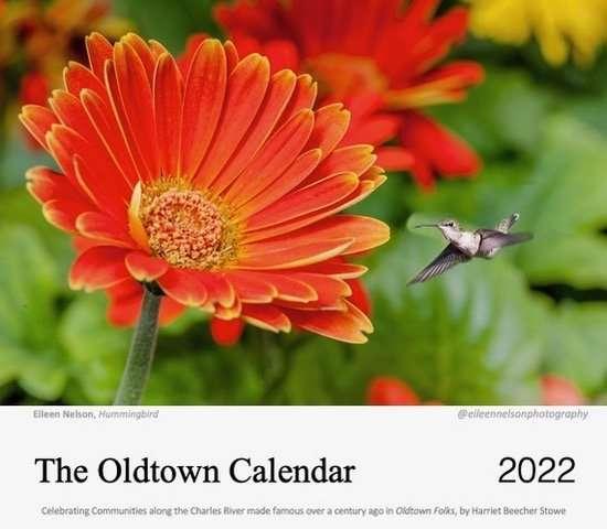 oldtown calendar cover