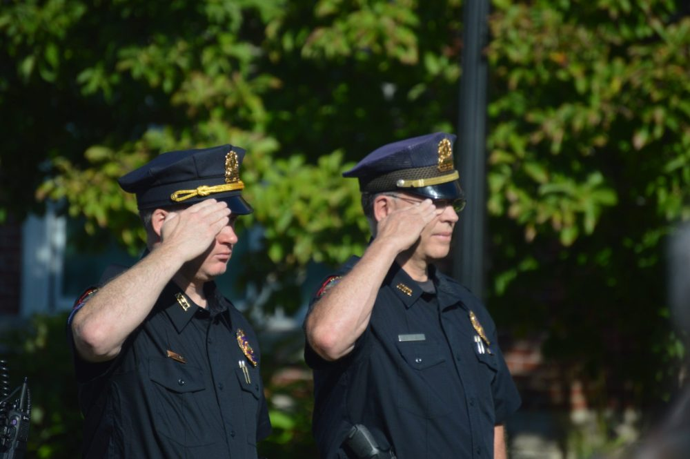 natick 911 police officers