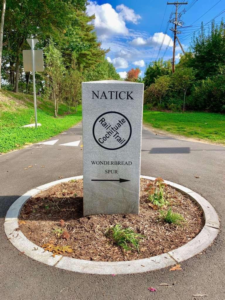 Cochituate Rail Trail, Natick