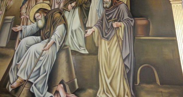 """""""Beato te Macario che copri i peccati degli altri come Dio!"""" (Macario il Grande)"""
