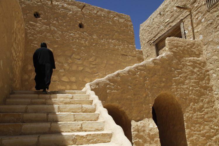 Un consiglio di un monaco del deserto su come pregare continuamente (Cassiano)