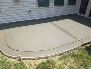 concrete patio for your home national
