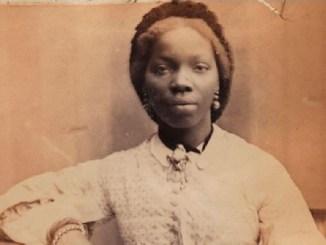 enslaved Yoruba girl Queen of England