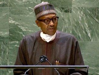 UNGA 76: Buhari speaks on debt cancelation, COVID-19, terrorism