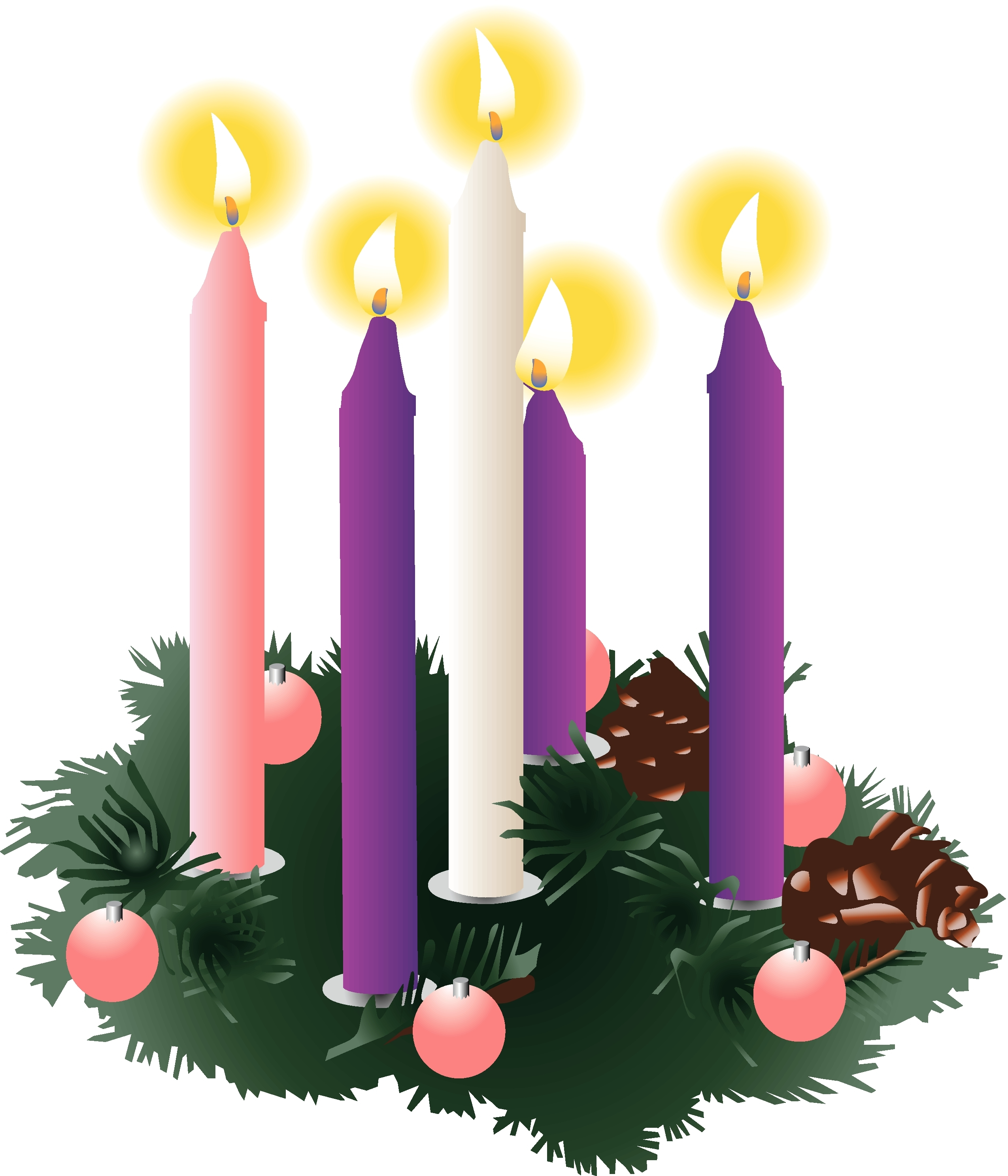 Prayers For Use With The Advent Wreath National Altar