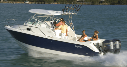 Edgewater Powerboat Boat Covers