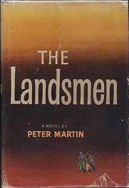Cover of The Landsmen by Peter Martin