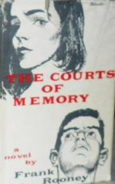 1955_The Courts of Memory by Frank Rooney book cover