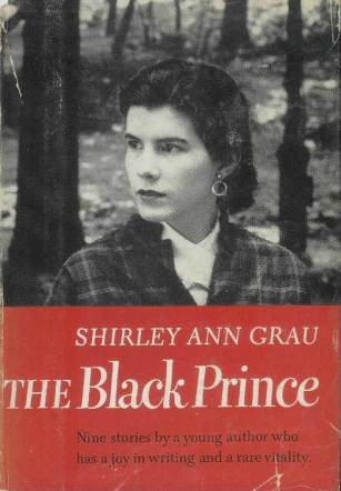 book cover of The Black Prince by Shirley Ann Grau
