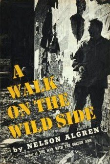 cover of A Walk on the Wild Side by Nelson Algren