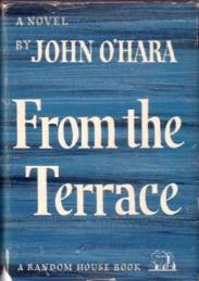 cover of From the Terrace by John O HARA