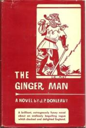cover of The Ginger Man by J.P. Donleavy