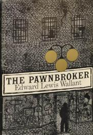 The Pawnbroker by Edward Lewis Wallant book cover