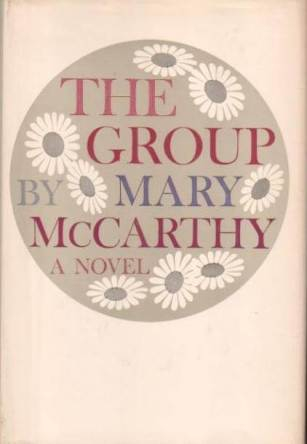 The Group by mary mccarthy book cover