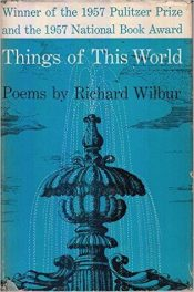 cover of Things of This World by Richard Wilbur