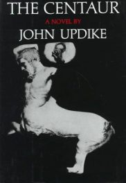 The Centaur by john updike book cover