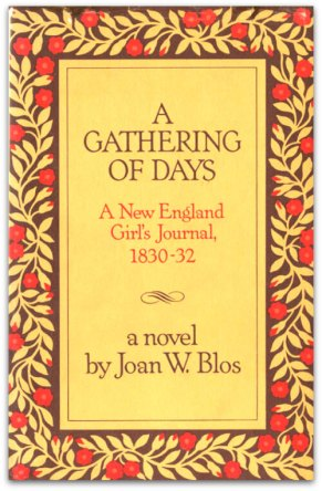 Book Jacket for A Gathering of Days