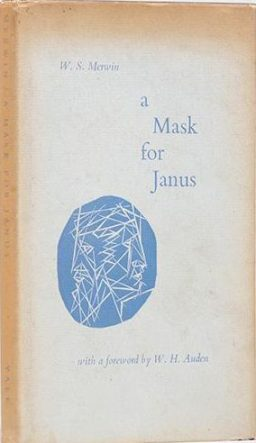 A Mask for Janus by W.S. Merwin book cover