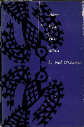 Adam Before His Mirror by Ned O'Gorman book cover