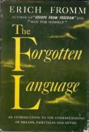 First Edition Cover of The Forgotten Language by Erich Fromm