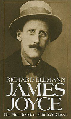 James Joyce richard ellman cover