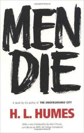 Men Die hume book cover