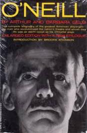 O'Neill by arthur and barbara gelb book cover