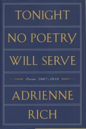 Rich's Tonight No Poetry Will Serve book cover