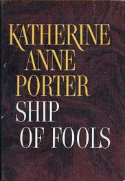 Ship of Fools by Katherine Anne Porter book cover