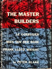 The Master Builders by Peter Blake book cover