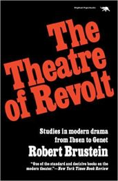 The Theater of Revolt by Robert Brustein book cover