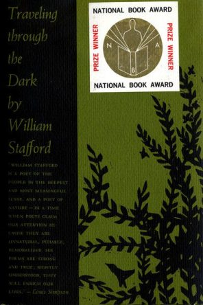 Traveling through the Dark by William Stafford book cover