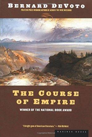 Bernard A. De Voto, The Course of Empire book cover