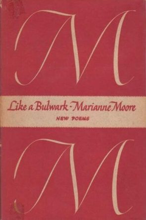 cover of Like a Bulwark by Marianne Moore