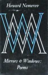 cover of Mirros and Windows by Howard Nemerov
