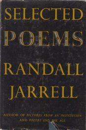 cover of Selected Poems by Randall Jarrell