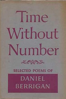 cover of Time Without Number by Daniel Berrigan
