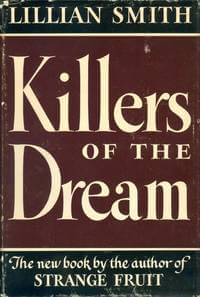 first edition cover of killers of the dream by lillian smith